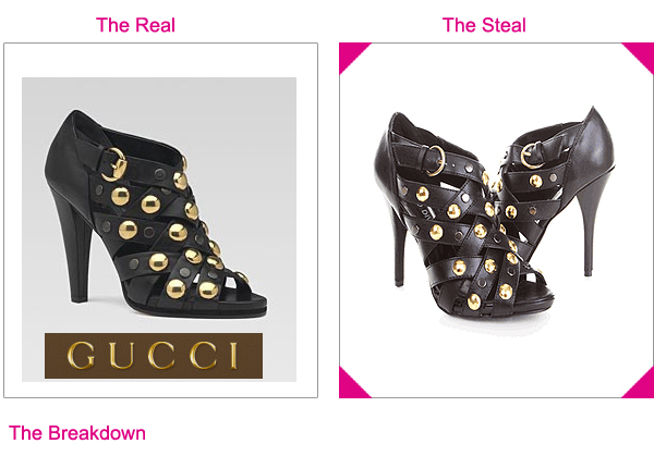 a6c1cd4ce Steal the Real – Gucci Babouska Open-Toe Bootie | The Looks For Less