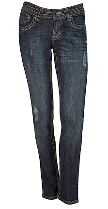 Distressed Skinny Jeans - Get The Look For Less